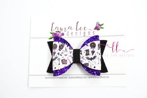 Annie Style Bow || I Put A Spell On You