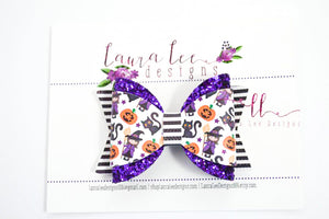 Annie Style Bow || Bewitched