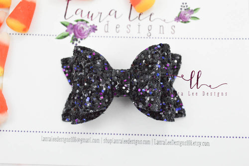 Stacked Winnie Bow Style || Twilight Glitter