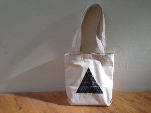 "Tote Bag: ""Triangle Of Triangles"""