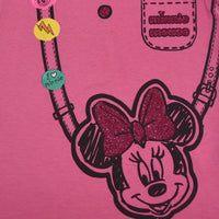 Minnie Girl Scout Tee Niña