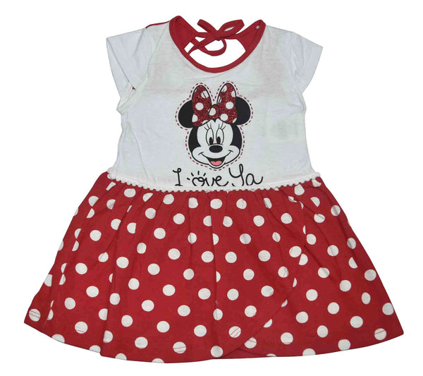 Love Ya! Minnie Dress Beba