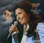 LYNN, LORETTA - i remember patsy - VIM-6152 - Snow Records Japan