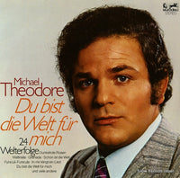 THEODORE, MICHAEL - du bist die welt fur mich - 86638XDU - Snow Records Japan