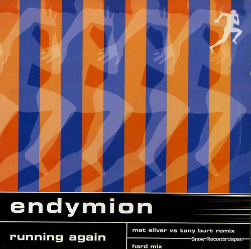 ENDYMION - running again - ATSLTD002 - Snow Records Japan