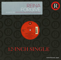 REINA - forgive - 76869-72127-1 - Snow Records Japan