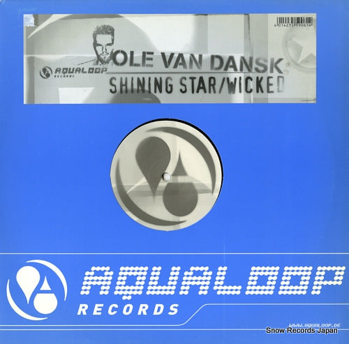 DANSK, OLE VAN - shining star - AQL041 - Snow Records Japan