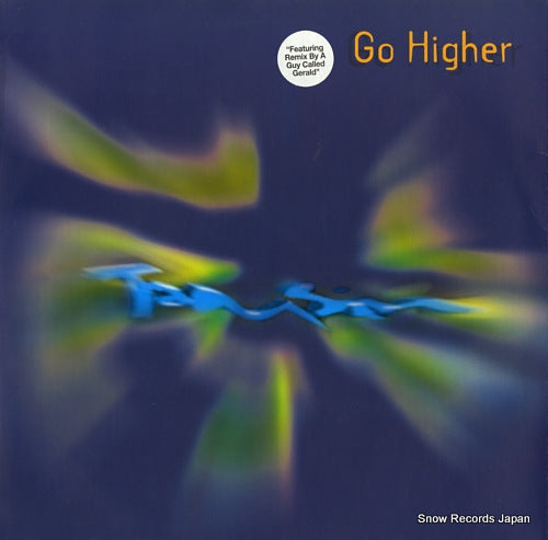 TAMSIN - go higher - JB032 - Snow Records Japan