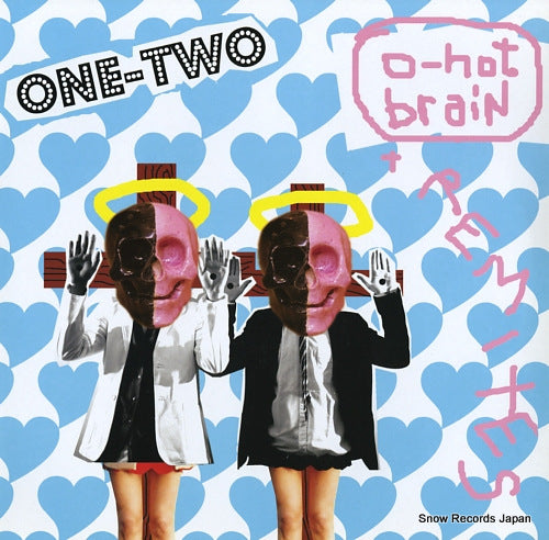 ONE-TWO - o-hot brain - 88697074931 - Snow Records Japan