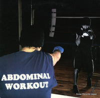ABDOMINAL - abdominal workout - BAD-058 - Snow Records Japan