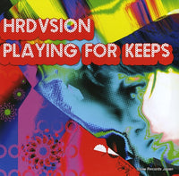 HRDVSION - playing for keeps - WAG036 - Snow Records Japan