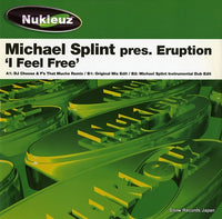 SPLINT, MICHAEL - i feel free - 0543PNUK - Snow Records Japan