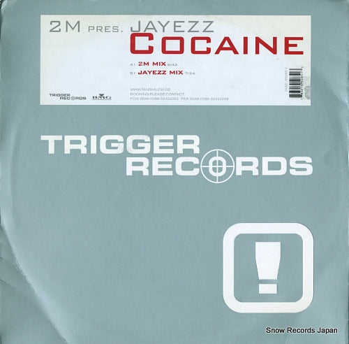 2M - cocaine - 74321-952851 - Snow Records Japan
