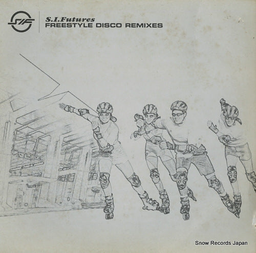 S.L. FUTURES - freestyle disco remixes - L12NOMU76 - Snow Records Japan