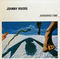 RIVERS, JOHNNY - borrowed time - RS-1-3082 - Snow Records Japan