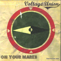 VOLTAGE UNION - on your marks - DTTR022 - Snow Records Japan