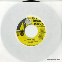 LUKIE D - only time - PML002 - Snow Records Japan
