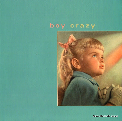BOY CRAZY - last thursday - MMR002 - Snow Records Japan