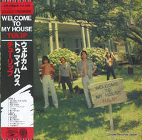 TULIP - welcome to my house - ETP-72265 - Snow Records Japan