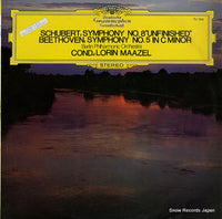 "MAAZEL, LORIN - schubert; symphony no.8 ""unfinished"" - TLI1061 - Snow Records Japan"
