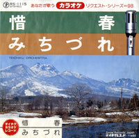 TEICHIKU ORCHESTRA - sekishun - RS-1115 - Snow Records Japan
