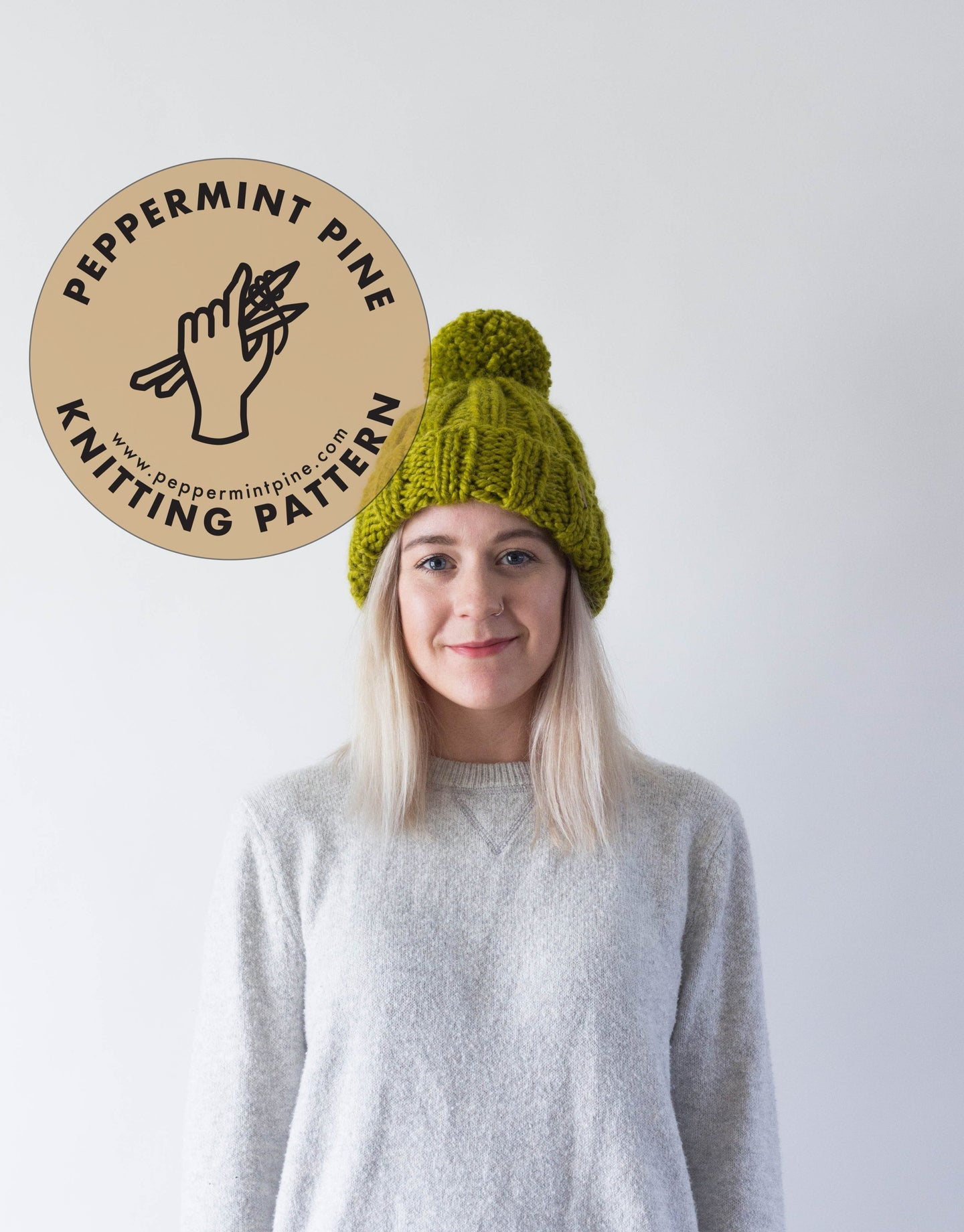 Harker Hat Knitting Pattern