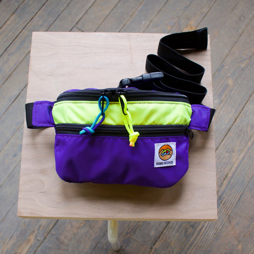 Fanny Pack - Grape Lightning