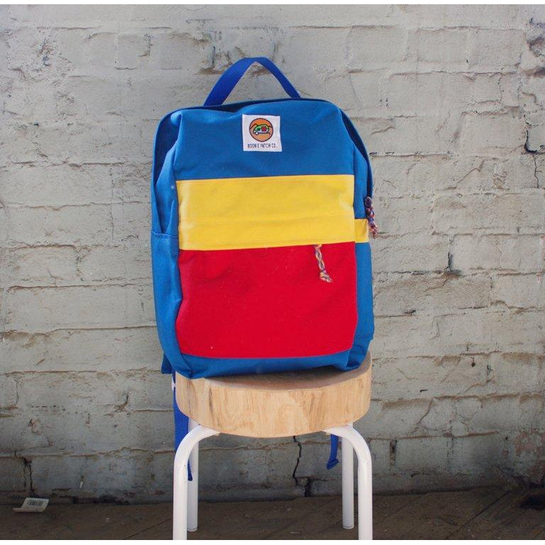The Commuter Backpack- Primaries