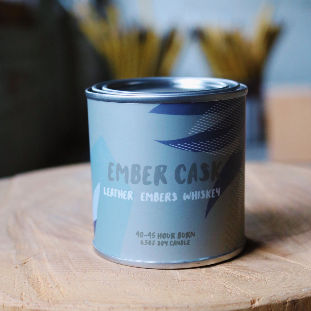 Ember Cask - Candle