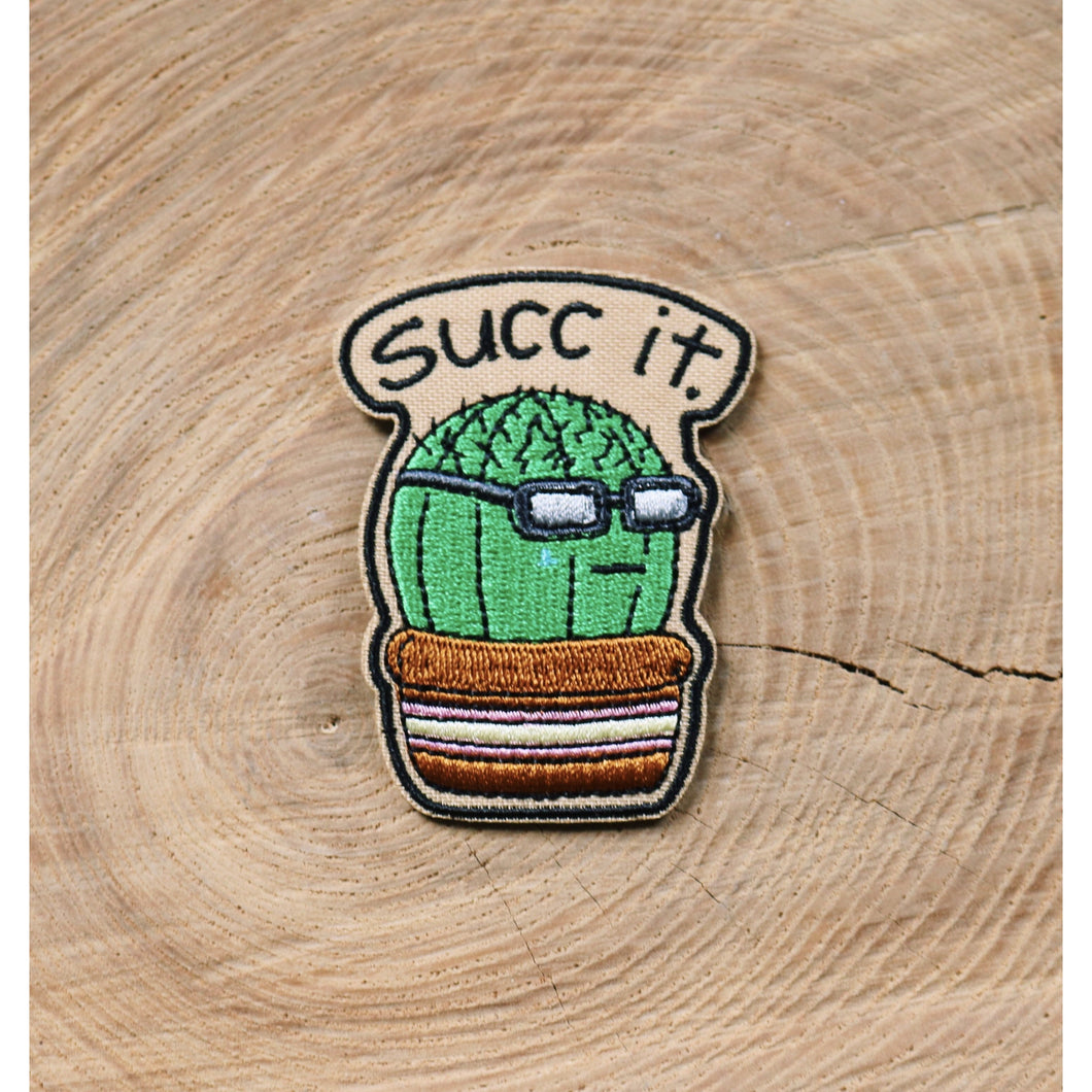Succ It Patch