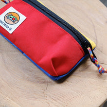 Small Zipper Pouch - Primaries