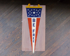 Be Free - Pennant