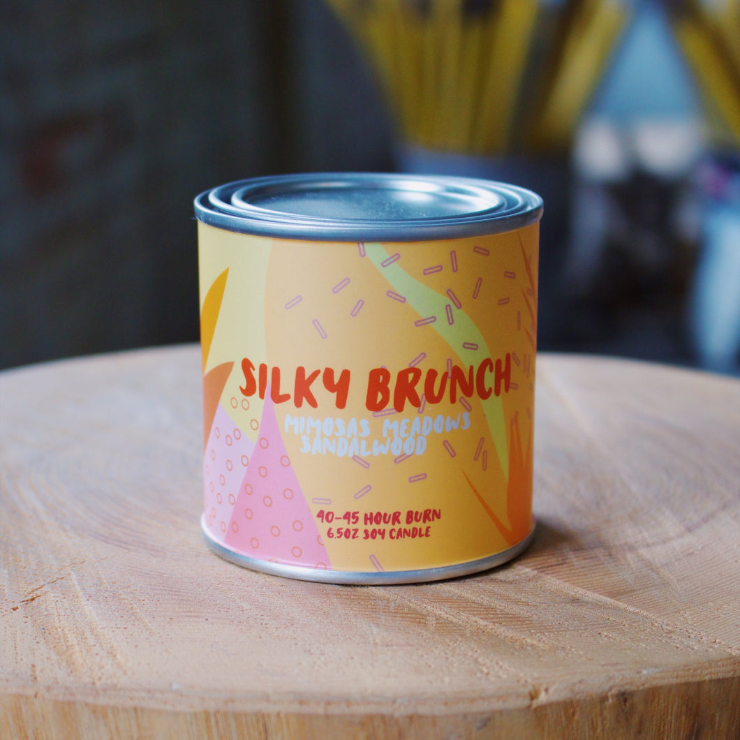 Silky Brunch - Candle