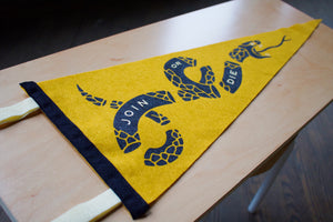 Join Or Die - Pennant
