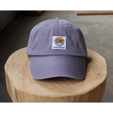 Camper Label Cap - Soft Grey