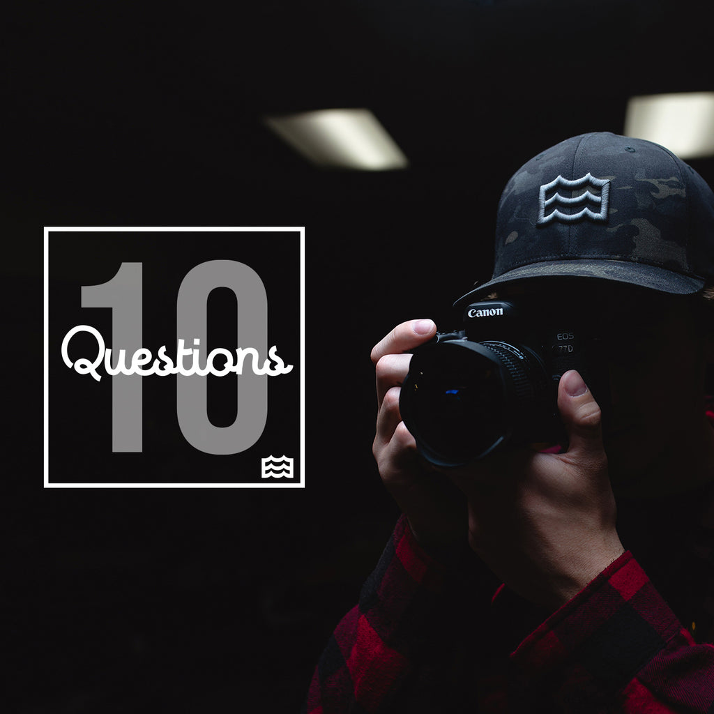 10 Questions - Ryan Duffy - LV Photographer