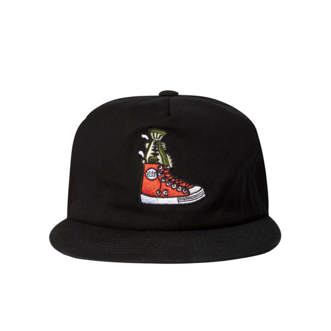 Heritage Flexfit Hat (Black)