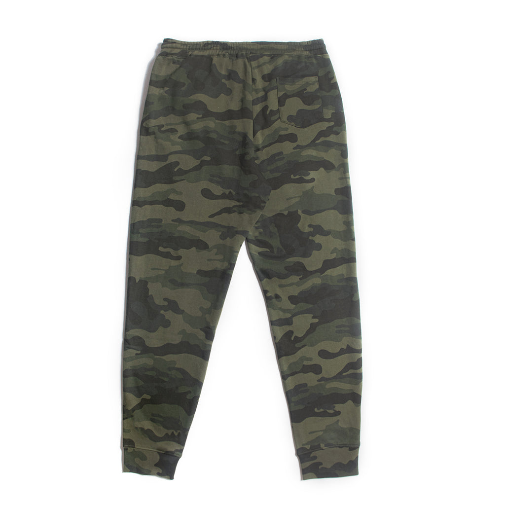 Scout Jogger (Woodland Camo)