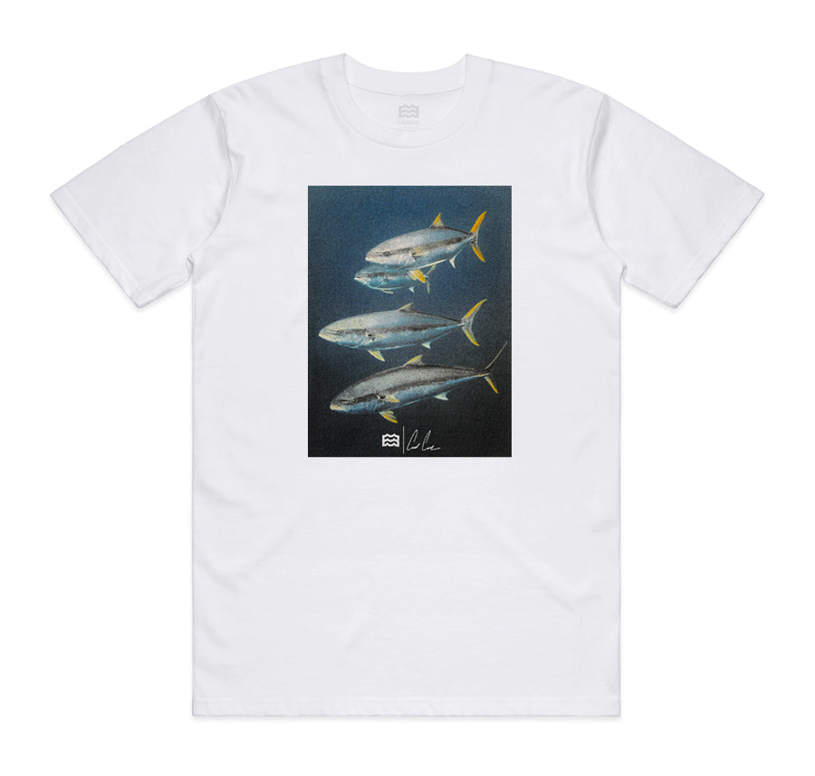 Yellowtail Tee (LV x CJ Conrad)