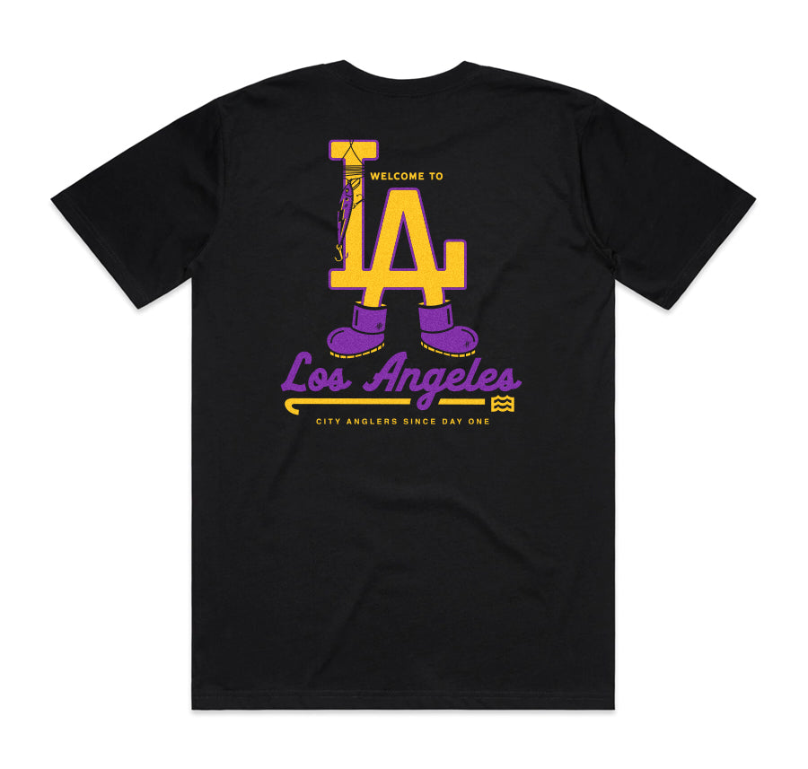 Welcome To LA Tee (Black)