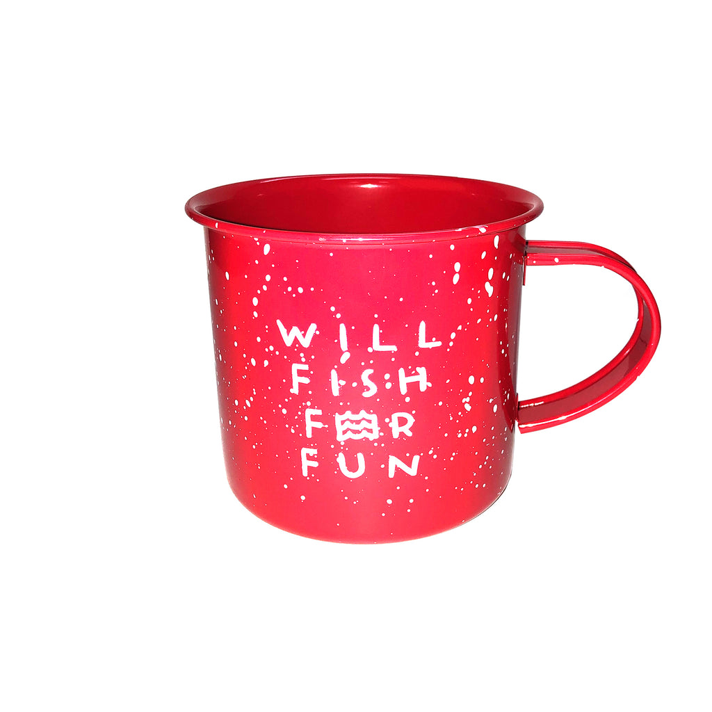 Will Fish For Fun Mugs