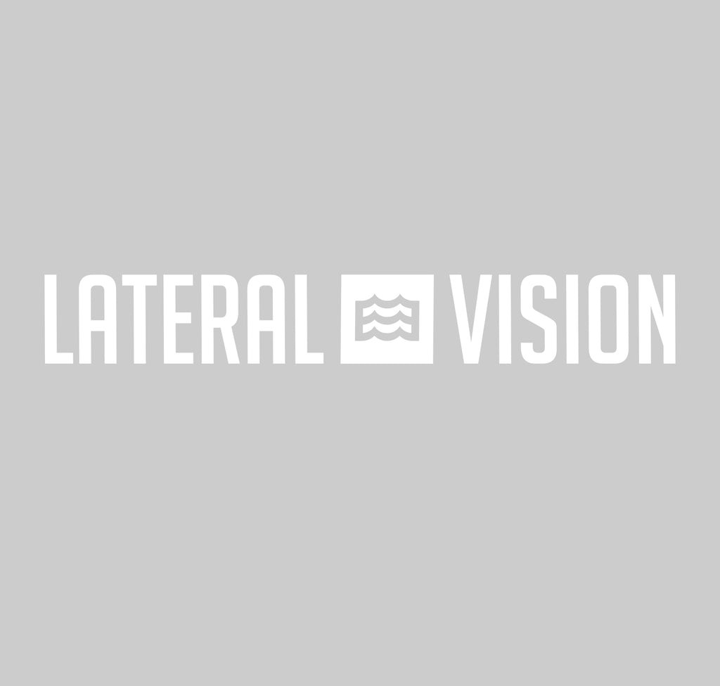 "17"" Lateral Vision Decal (White)"