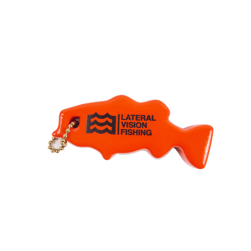 Greenback Key Float (Orange)