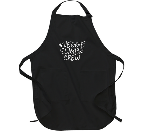 Veggie Slayer Crew Swag Collection (BLACK)