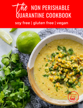 Non Perishable Quarantine Cookbook