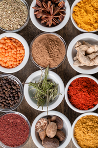 Cooking With Holistic Spices & Herbs 101