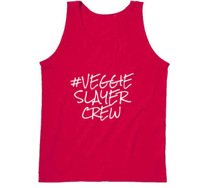 Veggie Slayer Crew Swag Collection (RED)
