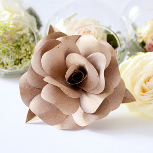 Card Stock Paperflower