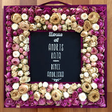 Handmade Dried Flower Wall Decoration