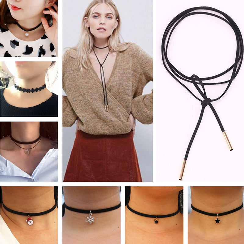 Multiple Types Of Chokers